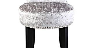 Low Back Dressing Table Stool | Wayfair.co.uk