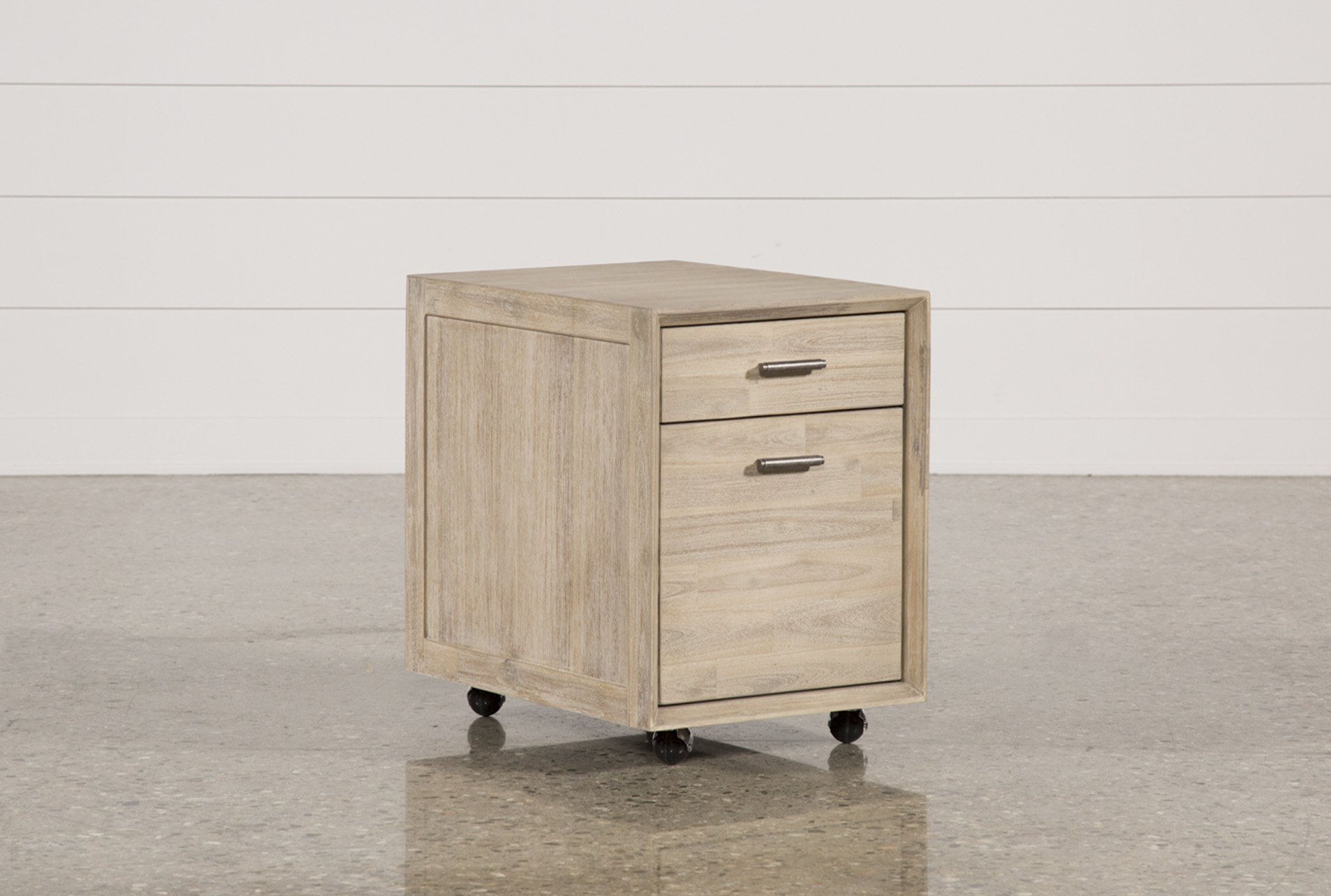 Allen Mobile File Cabinet | Living Spaces