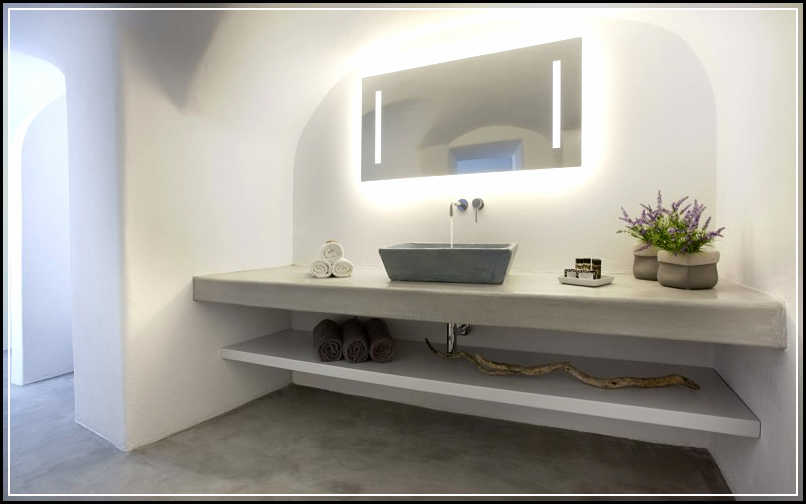 floating bathroom vanity with bathroom cabinet - Floating Bathroom