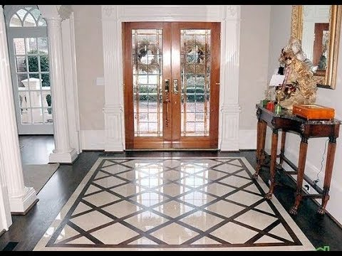 Modern Floor Tiles Design For Living Room ! Living room flooring