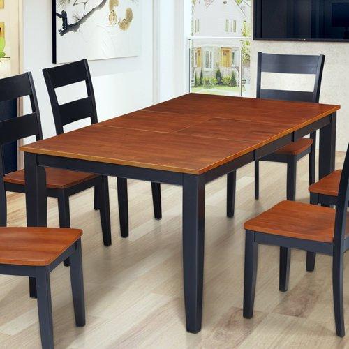 Alcott Hill Haris Foldable Dining Table - Walmart.com