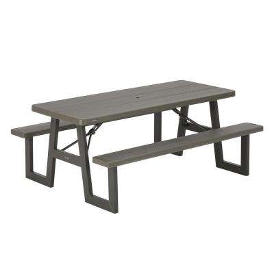 Folding - Picnic Tables - Patio Tables - The Home Depot