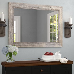 Framed Bathroom Mirrors | Wayfair