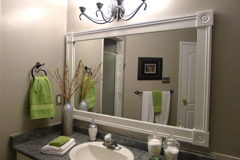 Bathroom Mirror Ideas To Inspire You [BEST] | Bathroom Ideas