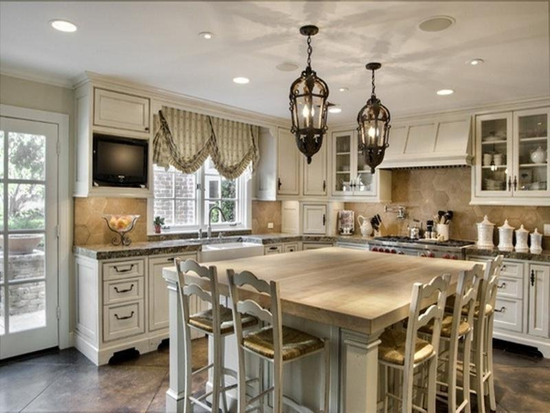 French Country Kitchen Decor - Visual Hunt