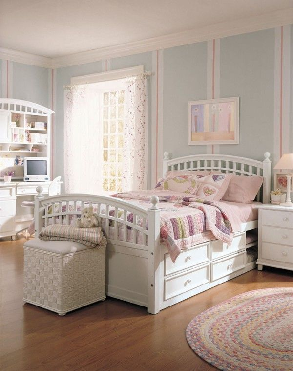 Girls' Bedroom Set by Starlight | Abby ideas | Girls bedroom, Girls