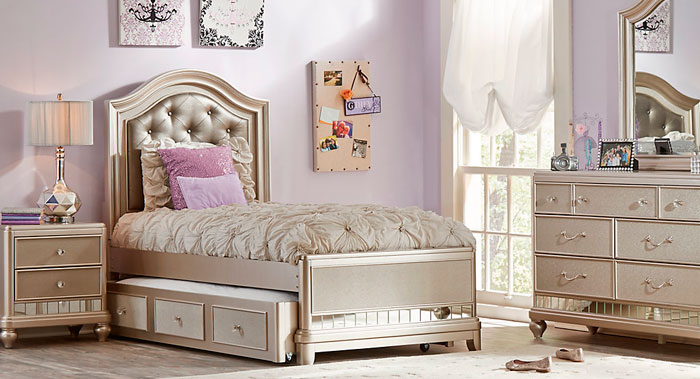 Girls Bedroom Sets for Modern Homes