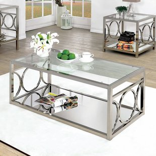 Glass Coffee Tables You'll Love   Wayfair