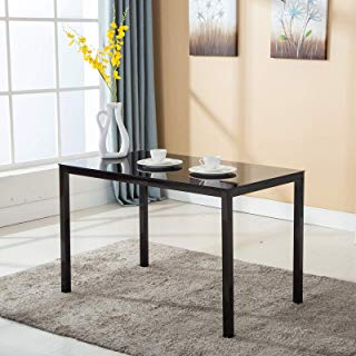 Glass Dining Tables | Amazon.com