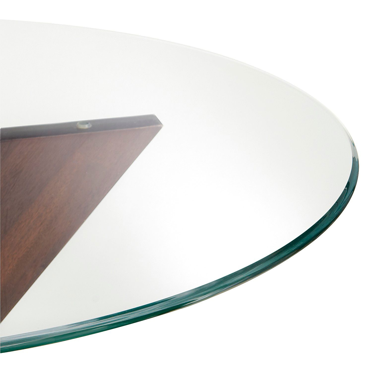 Round Tempered Glass Table Top | Pier 1