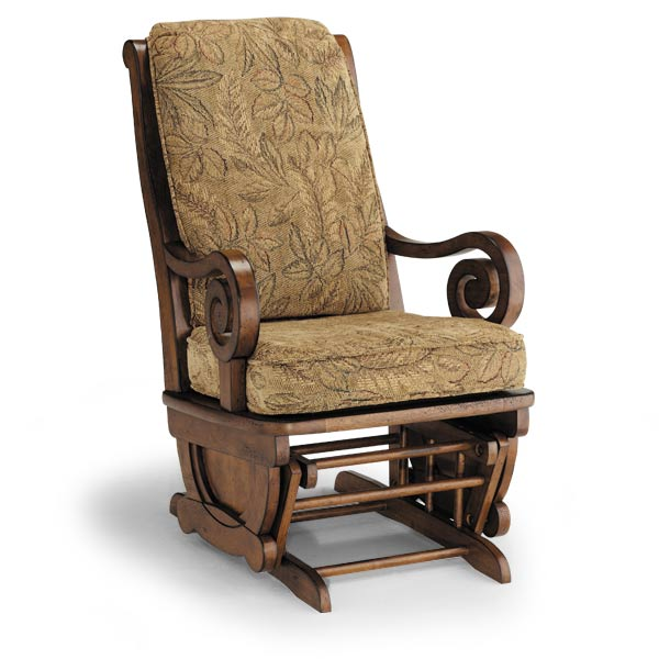 Candace Glider Rocker - Grandpa's Furniture, LLC