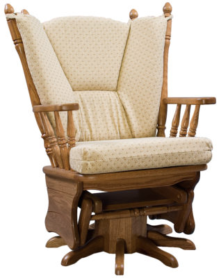 Furniture Type: Glider Rockers | Zimmerman Chair
