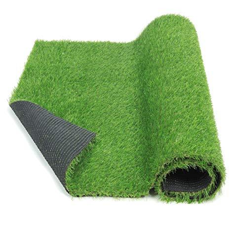 Amazon.com : ECO MATRIX Fake Grass Pet Turf Artificial Grass Carpet