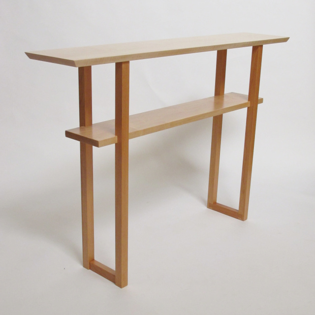 Modern, Narrow console tables, entry tables and hall tables. Media