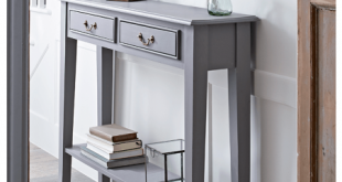 Console Tables, Small & Narrow Hallway Console Tables with Sto