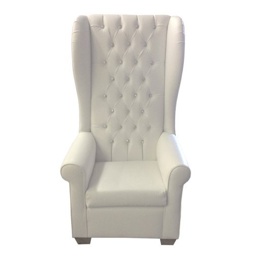 Tufted High Back Chair - MTB Event Rentals