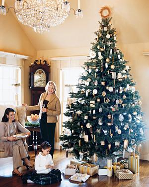 Martha's Holiday Decorating Ideas | Martha Stewart
