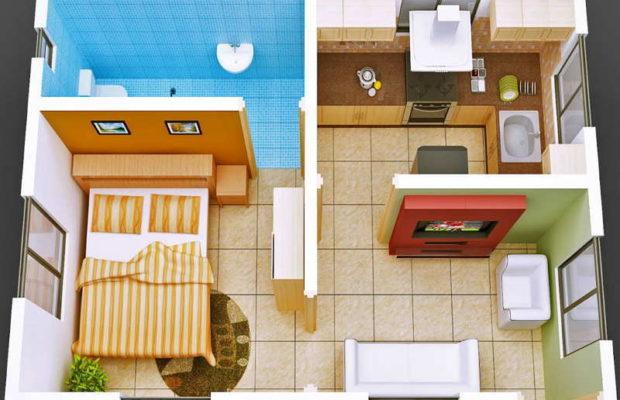 Modern Tiny House Interior Design Ideas | Fooz World