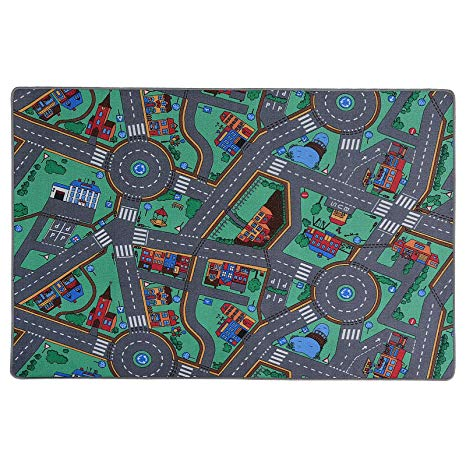 Amazon.com: casa pura Kids Play Mat - Kids Rug for Playroom, Non