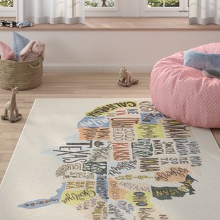 Kids Rugs Sale You'll Love | Wayfair