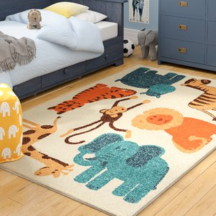 Kids' Rugs You'll Love | Wayfair