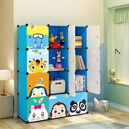Amazon.com: MAGINELS Kids' Toy Storage Cube Organizer for Children