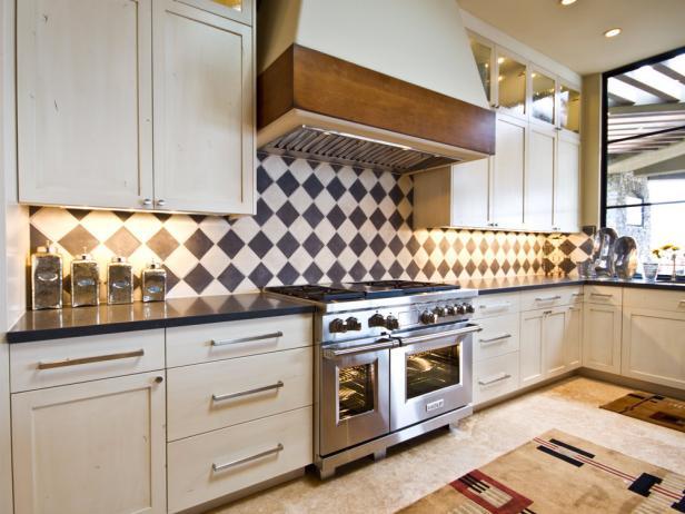 Kitchen Backsplash Ideas, Designs and Pictures | HGTV