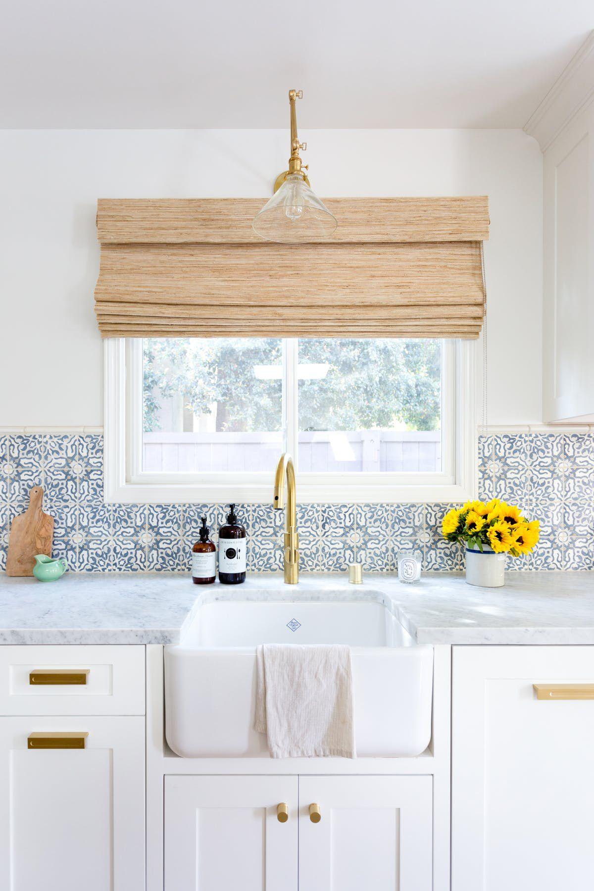 Kitchen Backsplash Styling Tips from   Experts