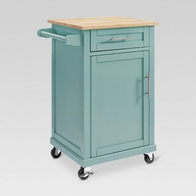 Kitchen Cart – A Mobile Utility Storage   for Your Kicthen