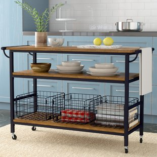 Kitchen Carts You'll Love | Wayfair