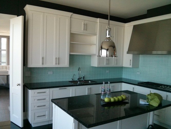 trend white kitchen colours - Steps in Designing Kitchen Color