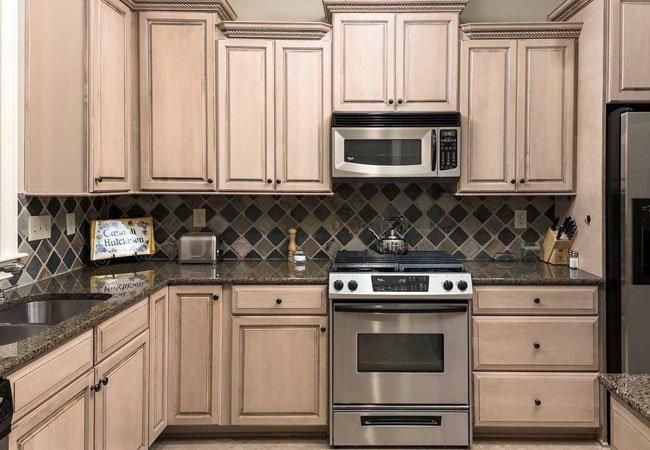 How to Glaze Kitchen Cabinets - Bob Vila