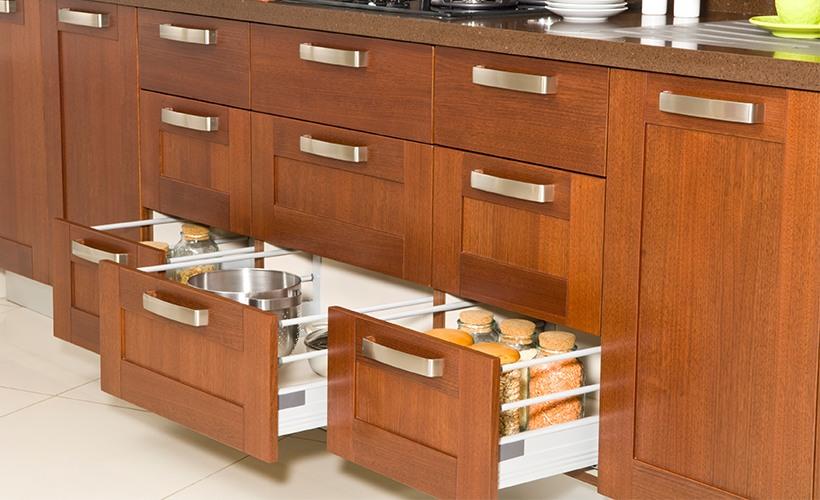 Kitchen drawer organizers - lisaasmith.com