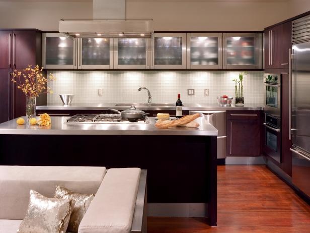 Under-Cabinet Kitchen Lighting: Pictures & Ideas From HGTV | HGTV