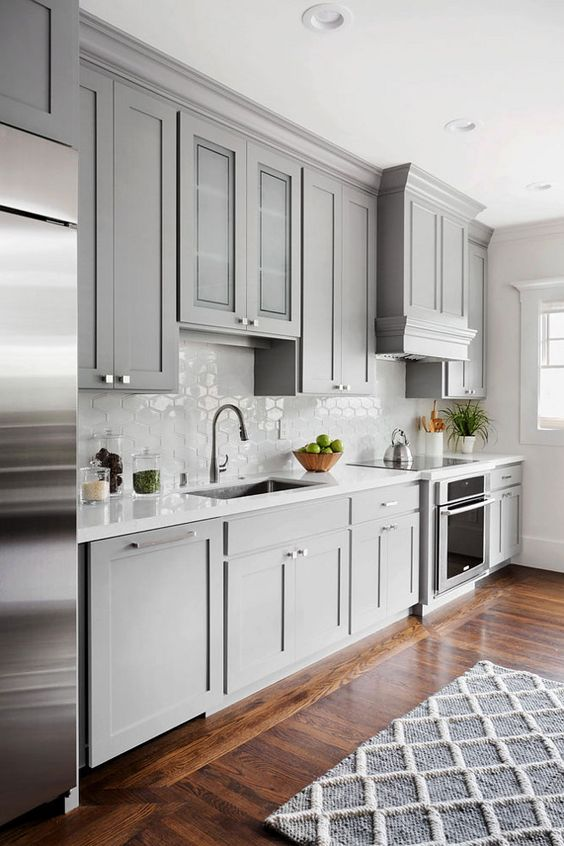 17 Best Kitchen Paint Ideas That You Will Love | kitchen cabinets
