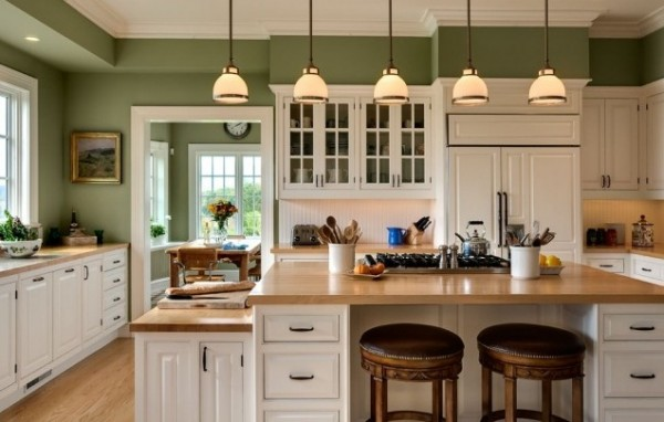 Wall Paint Colors For Kitchens - Best Home Decoration World Class