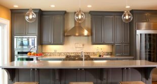 Ideas for Painting Kitchen Cabinets + Pictures From HGTV   HGTV