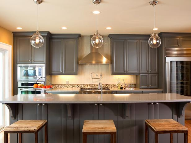 Kitchen Painting Ideas that Appeal the   Vision