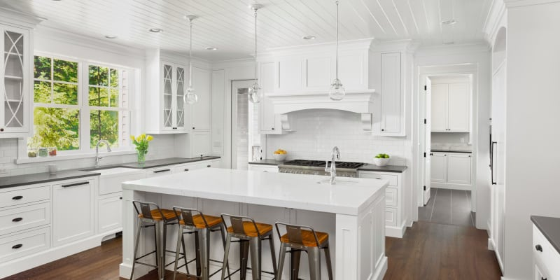 Kitchen Renovations | Home & Marine Builders of Lake Norman