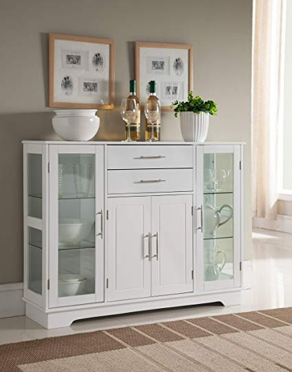 Kitchen Storage Cabinets for a   Well-Organized Room