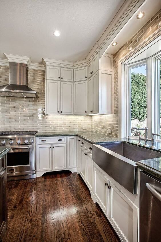 51 Dream Kitchen Designs to Inspire your Kitchen Renovation | Home