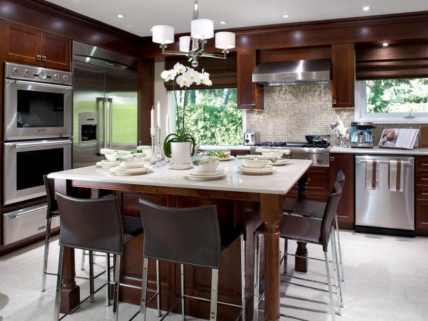 European Kitchen Design: Pictures, Ideas & Tips From HGTV | HGTV