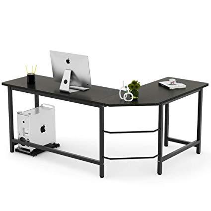 L Shaped Desks for More Practical Office   Work