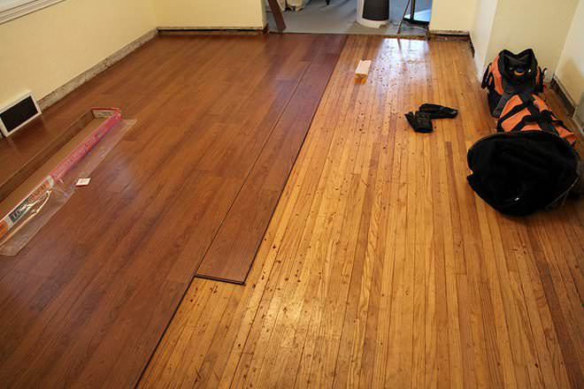 Laminate vs Hardwood Flooring - Difference and Comparison | Diffen