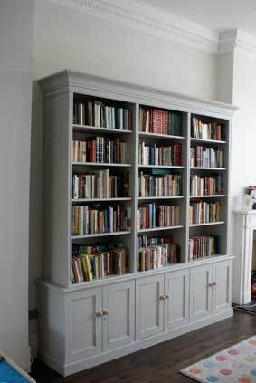 We have just got rid of bookcases like this - it broke my heart - so
