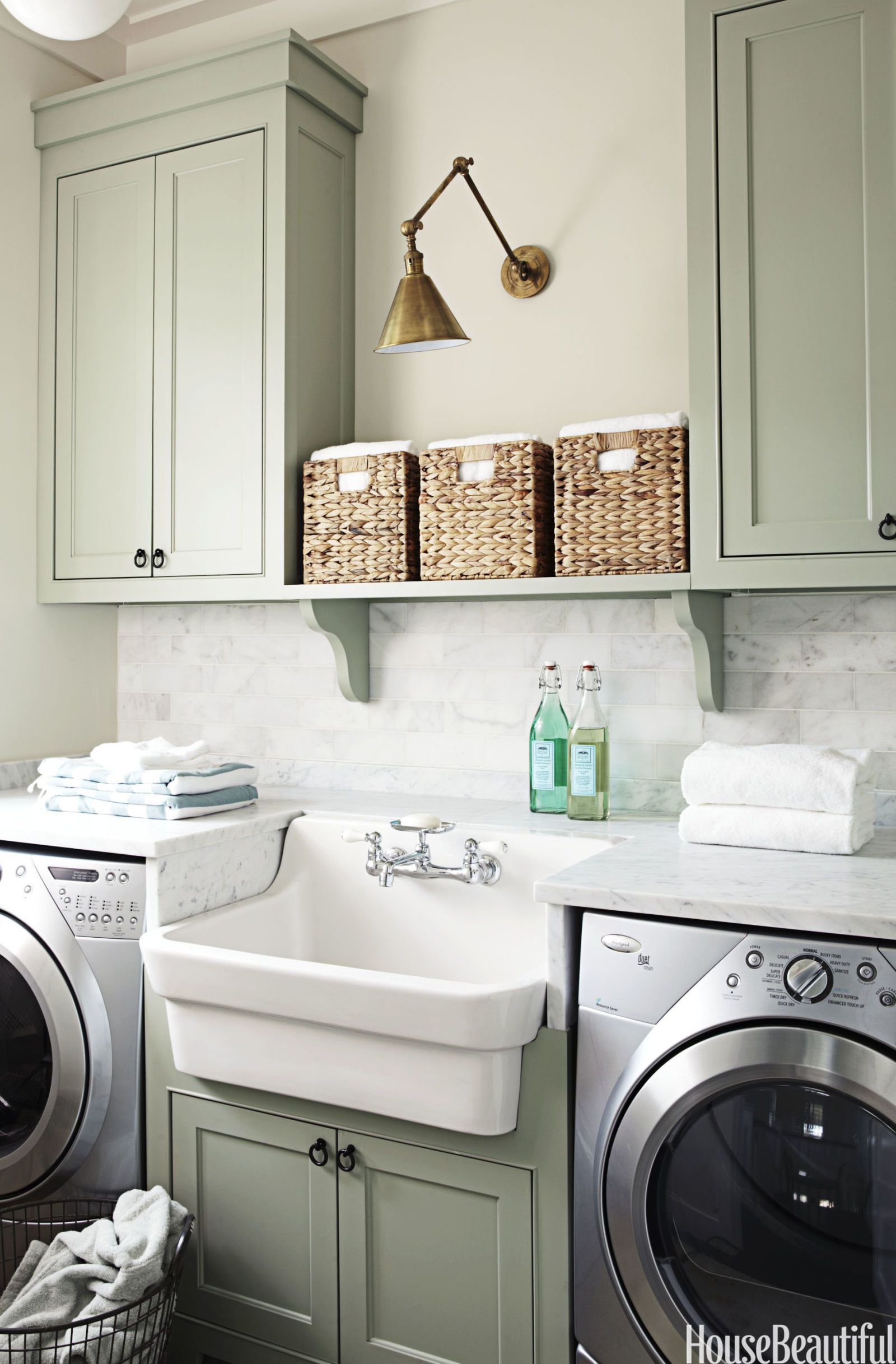 Laundry Ideas for Your Home