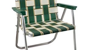 Amazon.com : Lawn Chair USA Aluminum Webbed Chair (Picnic Chair