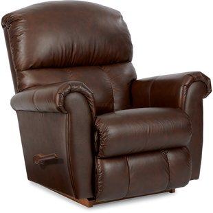 Belmont Leather Recliner | Wayfair