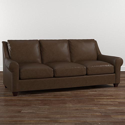 Leather Sofas | Living Room Furniture | Bassett Furniture