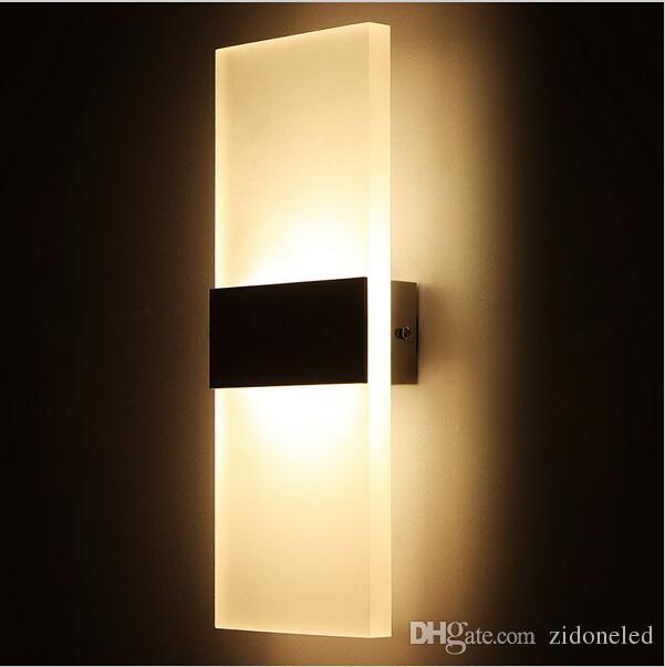 2019 Modern 16w Led Wall Lights For Kitchen Restaurant Living